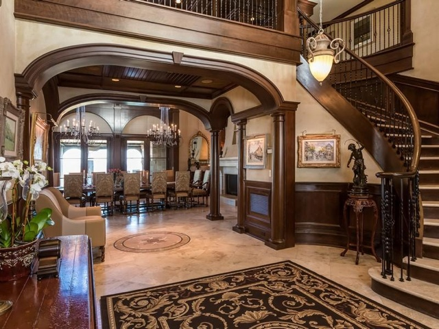 Old World Gothic And Victorian Interior Design More Old