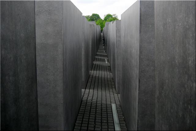 Monumento a los judíos de Europa asesinados (Holocaust-Mahnmal) - Berlín'10