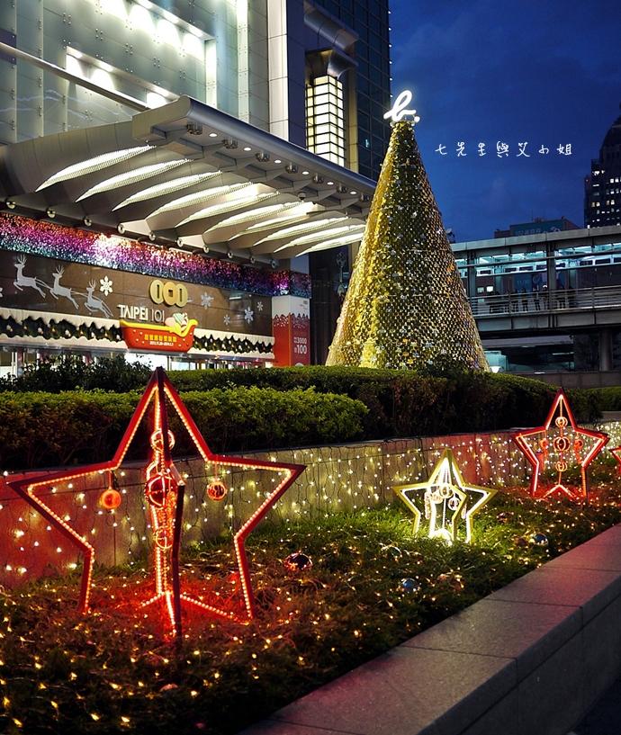 1-1 101 agnes b 聖誕樹