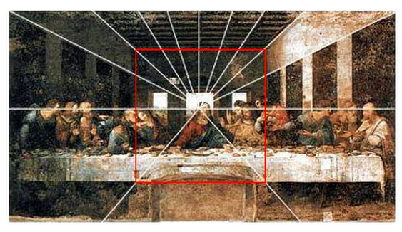 Artists Used Perspective To Organise Their Paintings