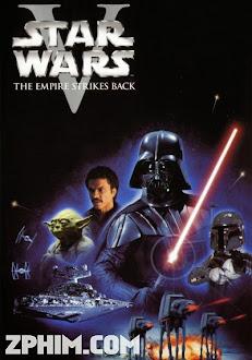 Chiến Tranh Giữa Các Vì Sao 5: Đế Chế Phản Công - Star Wars 5: The Empire Strikes Back (1980) Poster