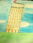 Tower of Pisa by Lydia N