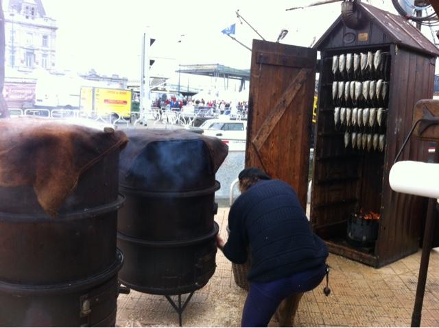 Fumoir harengs Belgique tradition