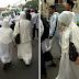 Tak Hanya Pria Dewasa, Demi Membela Al Qur'an Ibu-Ibu Sudah Rentan Ikut Turun ke Jalan