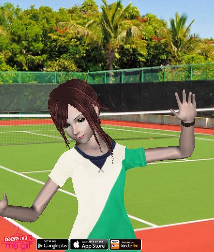 Teen Vogue Me Girl Level 55 - Good Sport - Kennedy - Snapshot