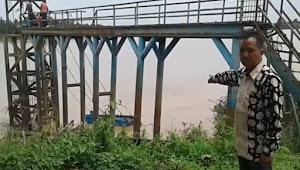 7.500 Pelanggan PDAM Tirta Muarojambi Terancam Tidak Teraliri Air. Budi Mulya: Semoga Pemerintah Memperhatikan PDAM