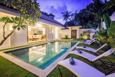 Villa rental legian Bali