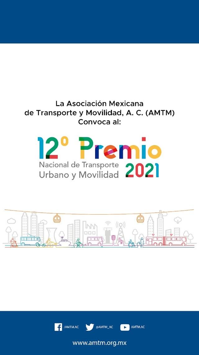 AMTM CONVOCA A PARTICIPAR EN EL PREMIO NACIONAL DE TRANSPORTE URBANO Y MOVILIDAD.