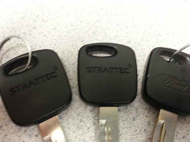 PATS Transponder Keys and theft reset - Ford F150 Forum - Community