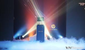 HP Spectre laptop mỏng nhất thế giới, giá 43 triệu đồng