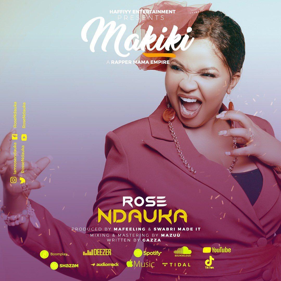 AUDIO | Rose Ndauka - Makiki | Mp3 DOWNLOAD
