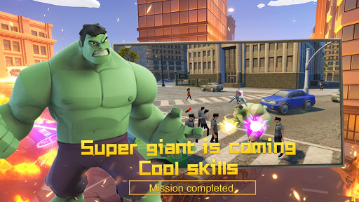 Super City Herouff1aCrime City Battle 11 screenshots 3