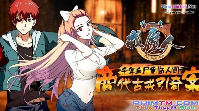 Xem Phim Huyết Ma Nhân - The Devil Ring (jie Mo Ren) - phimtm.com - Ảnh 1