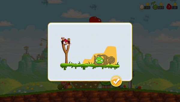 Angry Birds ra mắt phiên bản Red's Mighty Feathers 3