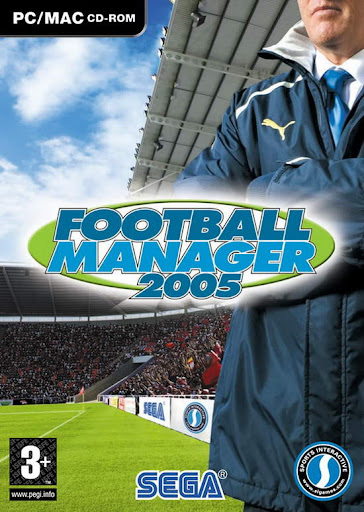 Football Manager 2005 Games