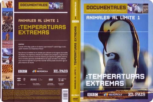 Temperaturas extremas [Animales al límite][Vol. 1][BBC][DVDRip][Español][2013]