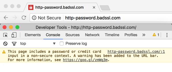 Non, Google ne blacklistera pas tous les sites web en http (pour l'instant), A Unix Mind In A Windows World