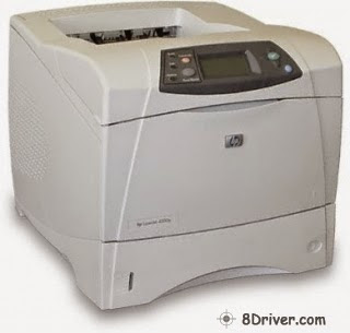 Driver HP LaserJet 4300 Series Printer – Download & install Instruction
