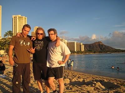 Tyler Durden Pua Hawaii 4, Tyler Durden
