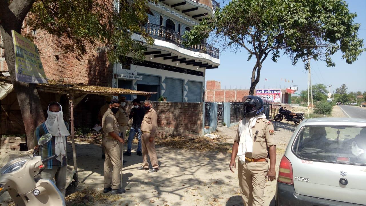 जौनपुर : पुराने विवाद को लेकर युवक को मारी गोली