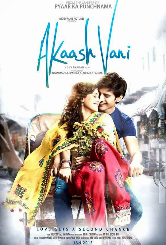 Cover of Akaash Vani (2013) Hindi Movie Mp3 Songs Free Download Listen Online at Alldownloads4u.Com