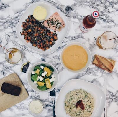 blog lifestyle lucileinwonderland lucile in wonderland eat pop chef pop chef food