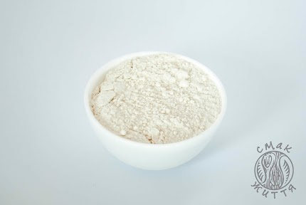 Жорнове пшеничне борошно тонкого помолу (відбірне)