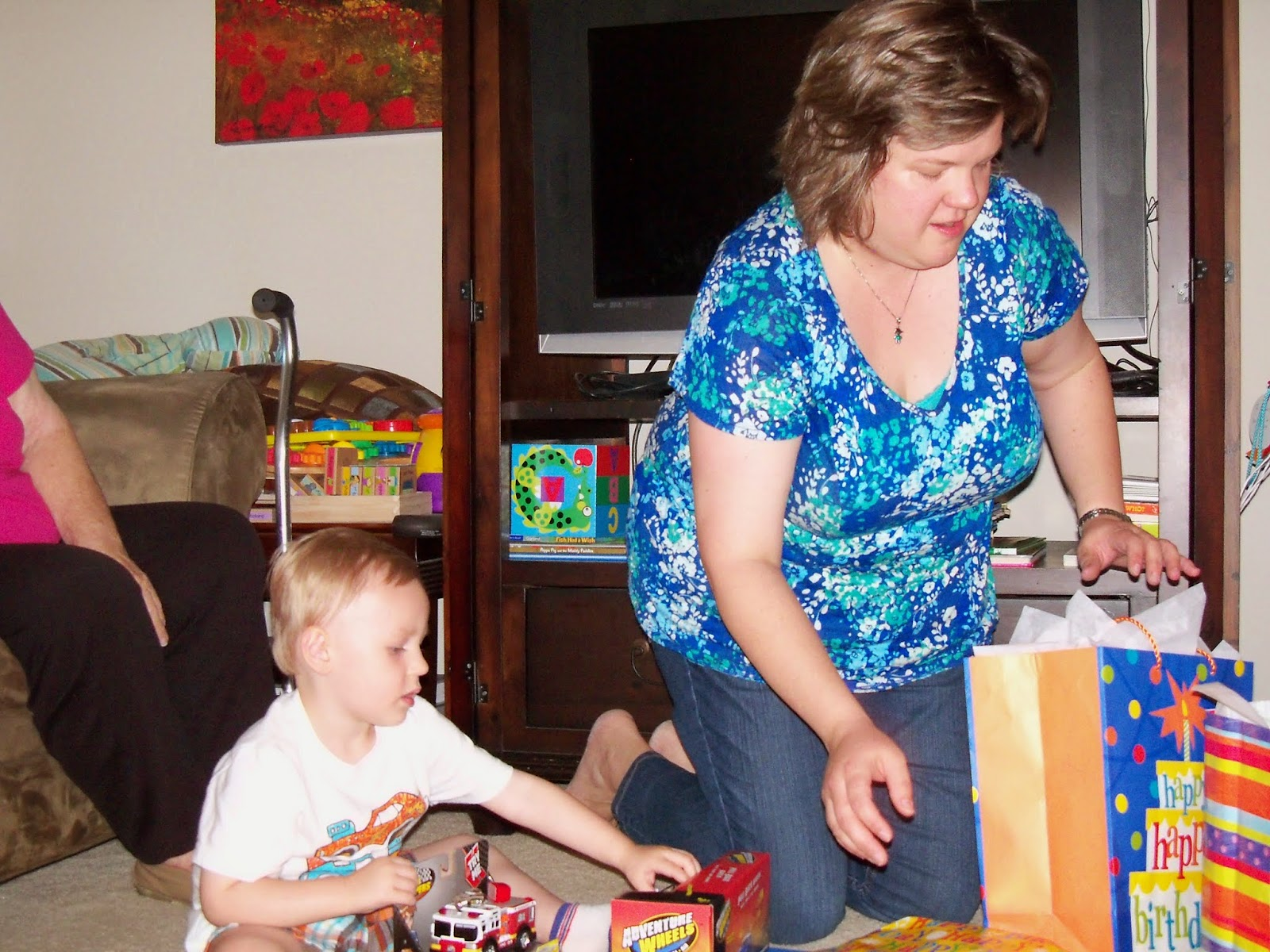 Marshalls Second Birthday Party - 116_2220.JPG