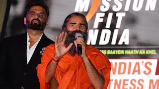 Indian doctors protest 'yoga-beats-Covid' guru