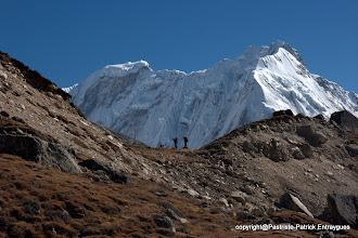 Photo: Kirat Chuli 7365 m et Nepal Peak 7000 m