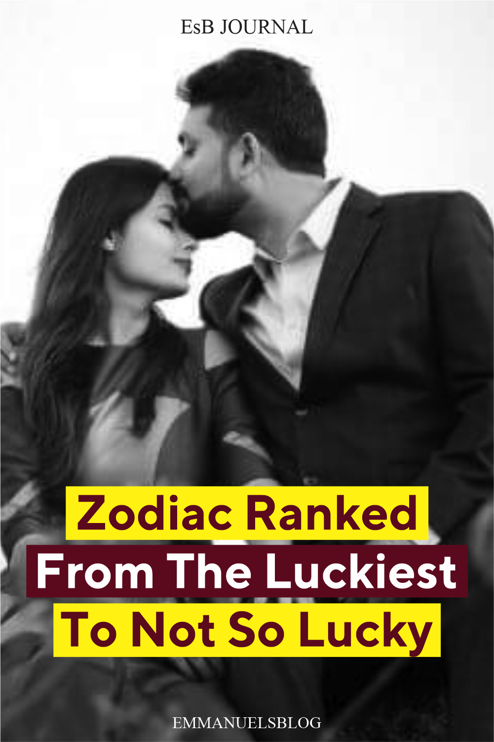 Zodiac Ranked From The Luckiest To Not So Lucky