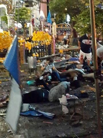 Letupan Bom Di Bangkok Pakkaramu