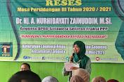 Legislator PPP Sulsel Andi Nurhidayati Reses di Lalabata, Warga Keluhkan Ini