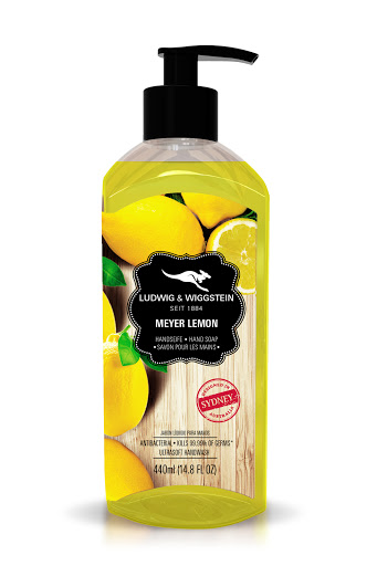 Jabon Liquido Ludwig And Wiggstein Meyer Lemon 440 Ml