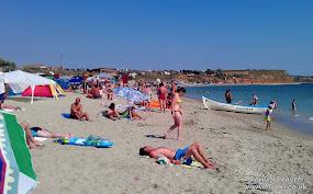 beach Vama veche