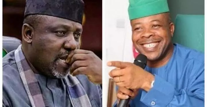 Image result for Ihedioha: Okorocha grounded Imo… his LGA has not had electricity in eight years