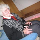 – Mormor Lise nyder Ganni