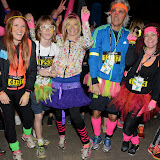OIC - ENTSIMAGES.COM - Celebrities at starting line Jo Whiley , Heidi Range and Claira Hermet at the Electric Run 2015 in London 2nd May 2015 Photo Mobis Photos/OIC 0203 174 1069