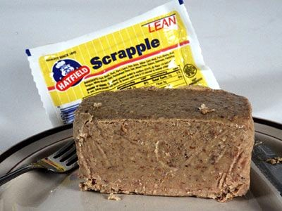 Delaware: Scrapple