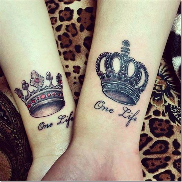 Tatuajes De Coronas Hermosas E Inspiradoras Tatuajes247