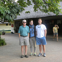 Vic Falls Rest Camp