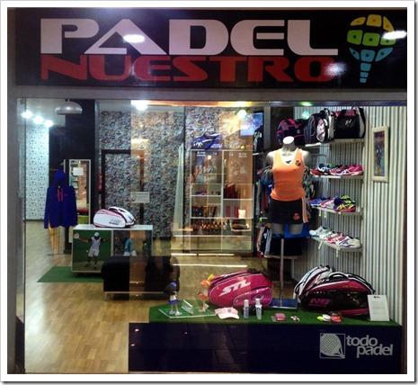 El grupo Padel Nuestro aterriza en Canarias abriendo la primera tienda en Tenerife.