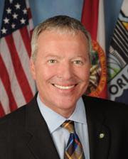 Orlando Mayor Buddy Dyer