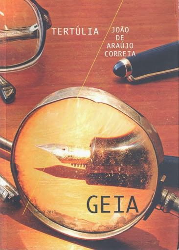 Revista sobre João de Araújo Correia apresentada no Museu de Lamego