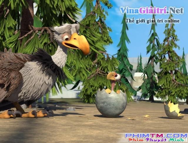 Xem Phim Kỷ Băng Hà 5: Kẻ Trộm Trứng - Ice Age 5: The Great Egg-scapade - phimtm.com - Ảnh 1