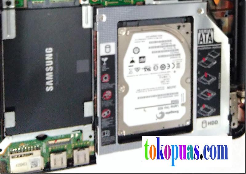 cara upgrade hardisk dengan ssd