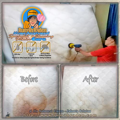 Cuci Spring Bed Rumah Apartement Specialist Jasa Cuci
