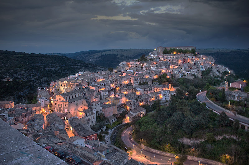 Ibla by night di Pinco_Pallino