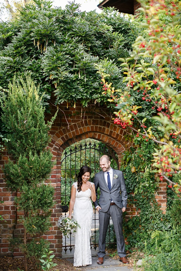 hampton roads wedding garden