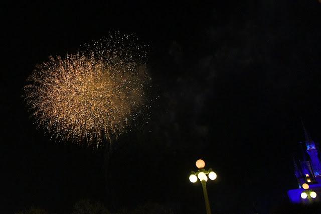 日本 東京 迪士尼 煙火